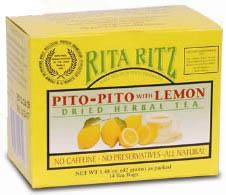 Pito Pito with Lemon