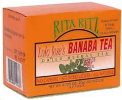 Banaba Tea Scented