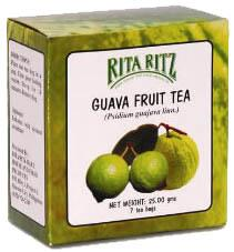Tea Blend of Guava fruit Juice and Leaves