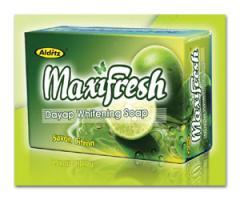Maxifresh Dayap Whitening Soap