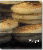 Flat Unleavened Bread