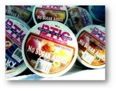 Yogurt frozen.