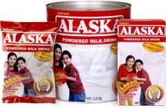 Alaska Powdered Milk Drink
