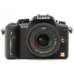 Camera Panasonic Lumix DMC-G10 (with Lens 14-42mm)