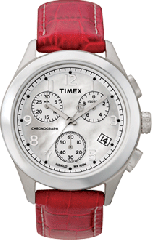 Timex T Series Collection Watch Chronograph