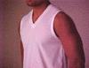 V-neck Sleeveless T-shirt
