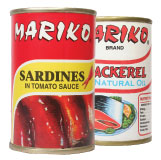 Sardines in Tomato Sauce natural