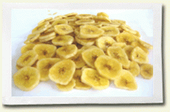 Banana Chips for Export