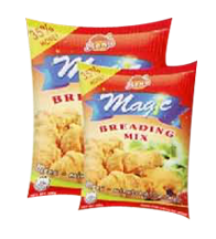 Menu Breading mix