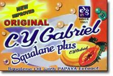 C.Y. Gabriel Squalane Plus Papaya 135g
