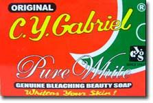 C.Y. Gabriel Pure White 135g