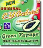 C. Y. Gabriel Green Papaya 60g