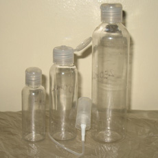 Cosmetic Bottle 250ML, 100ML, 50ML