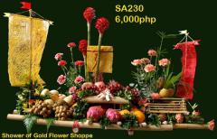Fruit Bouquet gala