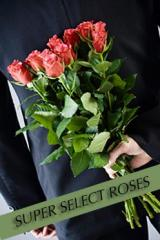 Black Tie Roses: SUPER SELECT Roses
