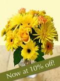 Bouquet Sunnyday
