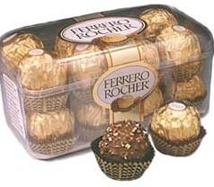 16 Ferrero Rocher  США $ 19,99
