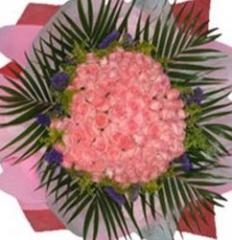 36 pink bouquet