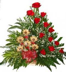 Dozen Delights Bouquet