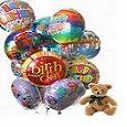 Balloons # 004 [B-004]