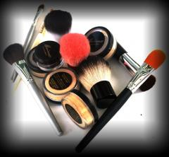Premium Cosmetic Brushes