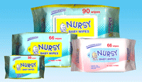 Nursy Baby Wipes