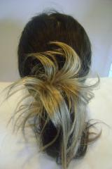 Hair Extensions Feather Wrap CODE: PJ 3205 Color: