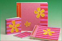 Gift Album with notepads