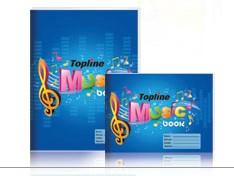 Topline Music Books
