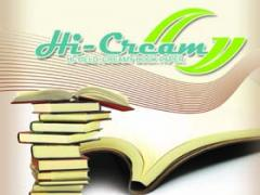 Hi-Cream Book Paper