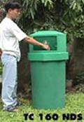 Trash Can for the Garden TC 75L NDS .