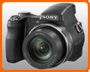 Sony Cybershot DSC H9 Digital Camera