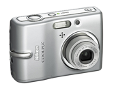 Nikon Coolpix L10 Notebook