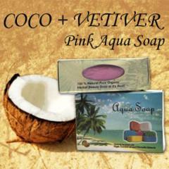 Pink Aqua Soap