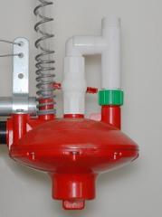 Main Equipment Regulator