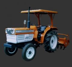 Tractor is a Vehicle Specifically Designed