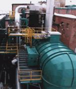 Smelt Disolving Tank Vent System