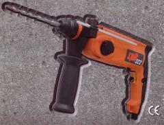 Drilling  Spit 322