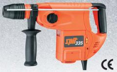 Drilling Spit 335