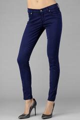 Skinny with Welt Pocket