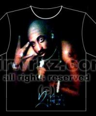 Airbrushed Shirt PortrAit