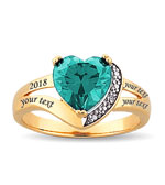 Heartfelt Specialty Ring