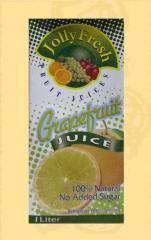 Jolly Fresh Grapefruit Juice