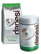 Espresso Decaffeinated