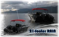 Motor Boat for Recreation