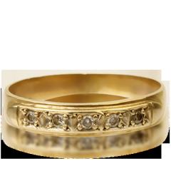 Camila Wedding Ring