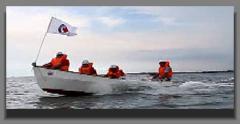 Motor Boat Rescue