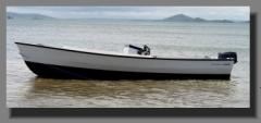 Boat Center Console