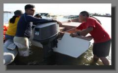 Motor Boat Fiberglass