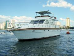 Yachts Motor 54 FOOTER